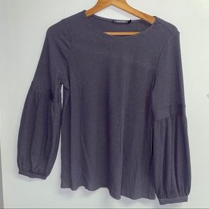 SUPER CUTE NWT BOUTIQUE DOE & RAE TOP - S/M/L